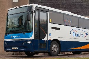 Bus company introduces contactless payments