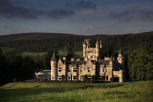 Balmoral Castle is a major tourist attraction on Deeside