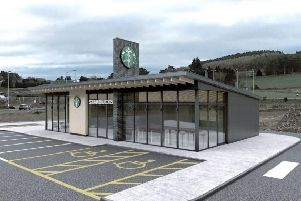 A decision had been deferred on plans for a Starbucks drive-thru at Westhill