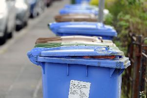 Changes 				agreed to Aberdeenshire kerbside 				recycling and waste collections