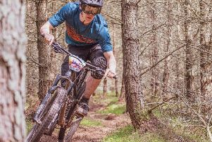 DoonThaBrae Events (DTBE) mountain biking in the Glen Tanar and Birse area, near Aboyne on Sunday 23rd June.