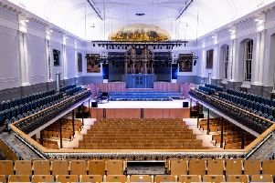Aberdeens historic Music Hall re-opened its doors in December following a two-year, multi-million pound transformation