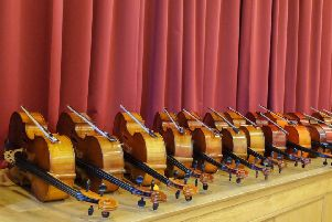 A feast of concert music at Aboyne Cello Festival