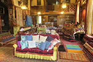 The Nomads Tent is making a return to Kincardine Castle