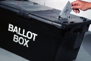 West Aberdeenshire and Kincardine general election candidates