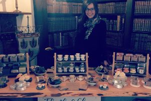 Mairi MacDonald founded her 'Thistle and Clay' brand in April
