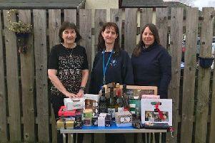 The Leys Group donated unwanted Chrsitmas gifts