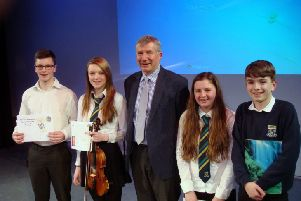 Wonderful show of musical talent from Aboyne pupils
