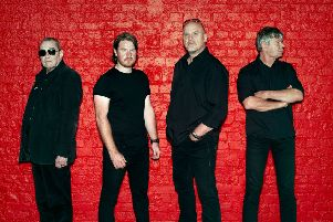 The Stranglers are embarking on a tour of Scotland.