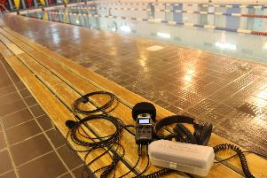 Things will be going swimmingly for performance at Aboyne Swimming Pool