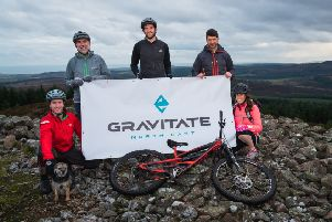 The Gravitate North East team want to create a world-class adventure attraction.