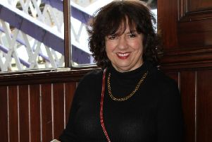 Jazz singer Jill Torvaney will be performing at The Blue Lamp's Jazz On a Sunday Afternoon on April 7.