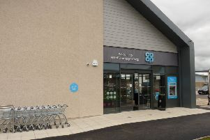 The Co-op store opening at Hill of Banchory