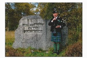 Deeside author turns spotlight on bagpipes and tunes