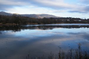 Scottish Water has issued winter safety advice for visitors to rivers, reservoirs and lochs.