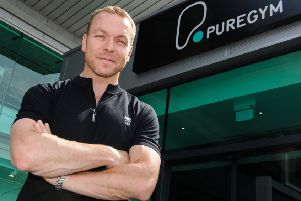Sir Chris Hoy is a special adviser to Pure Gym, among his many business and leisure interests. Picture: contributed