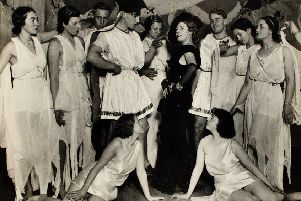 Revel party scene from 1934