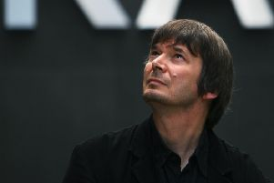 World-renowned crime writer Ian Rankin. Picture: Jeff J Mitchell/Getty Images