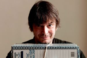 Ian Rankin will be one of several high-profile figures to perform the show. Picture: PA