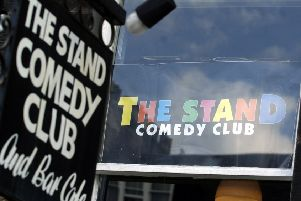 The Stand comedy club. Picture; Toby Williams