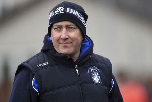 Heriot's head coach Phil Smith