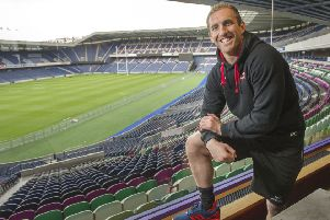 Edinburgh are currently based at Murrayfield
