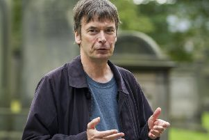 Author Ian Rankin''Picture: submitted