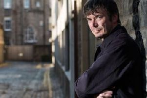 Ian Rankin will celebrate 30 years of his Inspector Rebus novels in 2017.