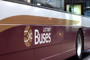 Lothian Buses operate the East Lothian services.