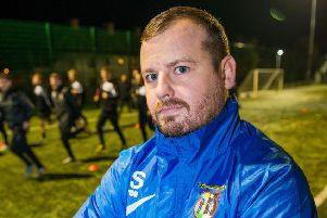 Gary Small has ambitions for Welfare