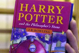 First Harry Potter book to be translated into Scots language. Picture PA