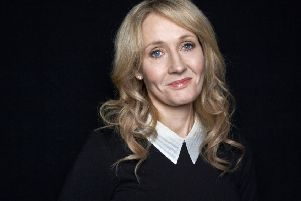 JK Rowling has apologised via Twitter. Picture; File Pic