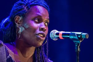 Vanessa Kisuule tackled racism in her poetry