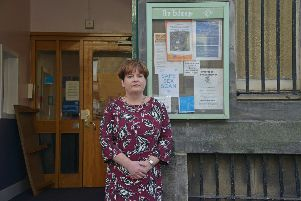 Dr Alison Scott of the Spittal Street drop-in centre, a pioneering clinic in Edinburgh which is the only one of its kind in Scotland. Picture: Jon Savage/TSPL