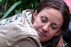 Kezia Dugdale has defended her stint in the jungle. Picture: PA