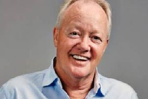 Keith Chegwin. Picture: PA