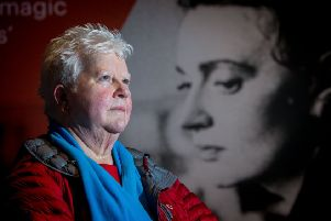 Val McDermid. Picture: Ian Georgeson.