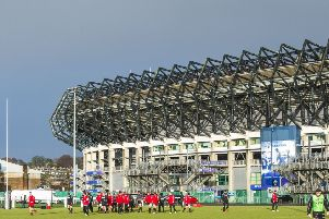 Scotland will take on France and England at Murrayfield, Picture: SNS