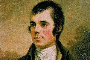 Video: On the trail of Robert Burns in Edinburgh