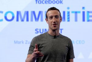 Mark Zuckerberg wants Facebook to be more about family and friends (Picture: AP)