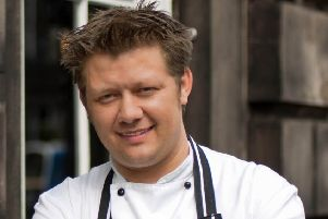Mark Greenway has introduced a deposit for booking at his restaurant.