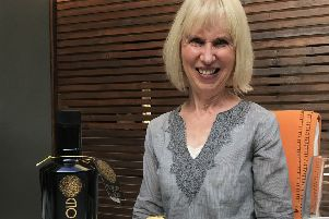 Linda Davidson's olive oil is only available in the Capital