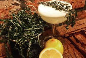 The Gin Thyme which is available at The Jolly Botanist (Photo: Contributed)