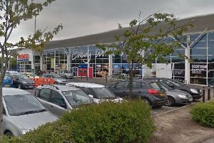 Tesco superstore in Dalkieth. Picture: Google.
