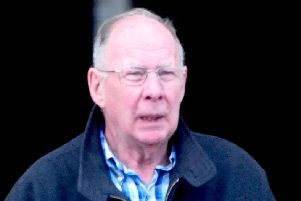 Brian Dunn, 74, watched porn in public at a Chinese restaurant in Livingston
