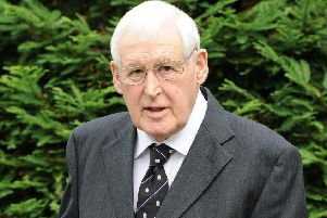 The funeral has been held for former Lord Provost George Grubb