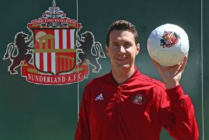 Jon McLaughlin has joined Sunderland. Picture: Ian Horrocks/Sunderland AFC via Getty Images