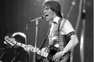 Alan Longmuir of the Bay City Rollers has died aged 70. Picture: TSPL