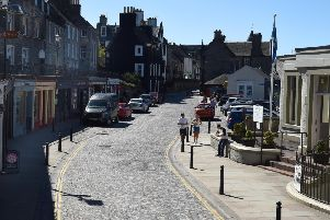 South Queensferry High Street could be turned into a pedestrain area only new plans have been revealed