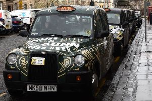 The crowdfunder will pay for taxis to take performers home late at night. Picture: Lisa Ferguson